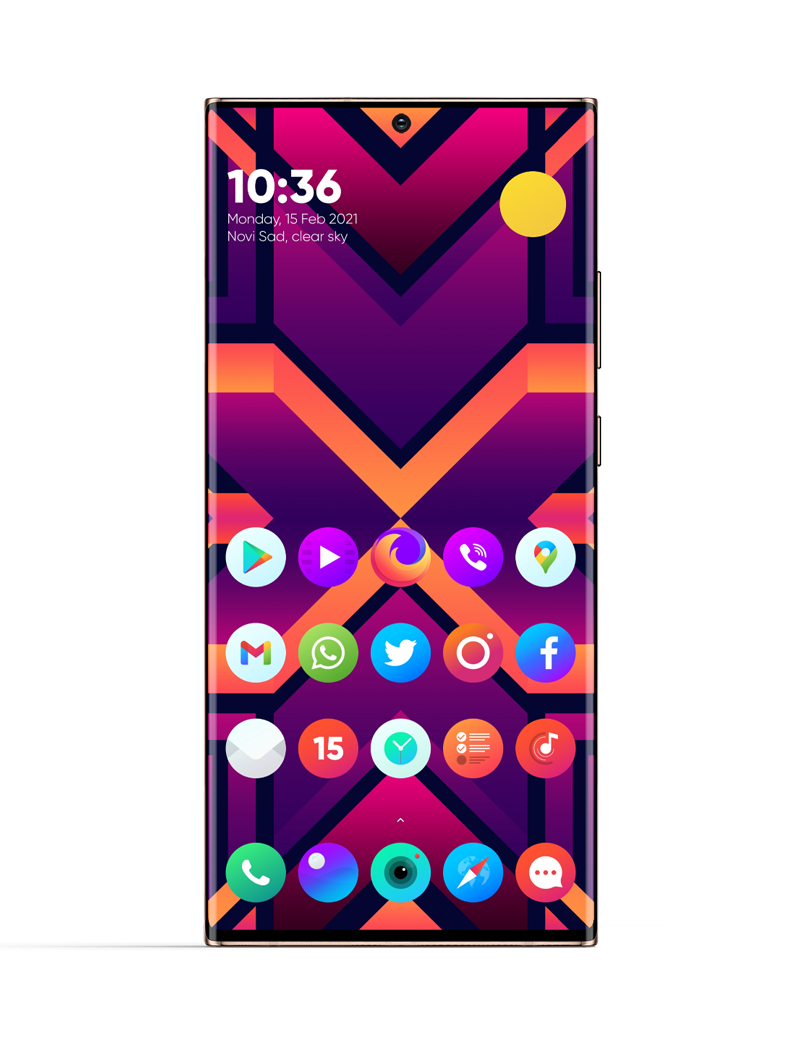 Hera icon pack by One4Studio