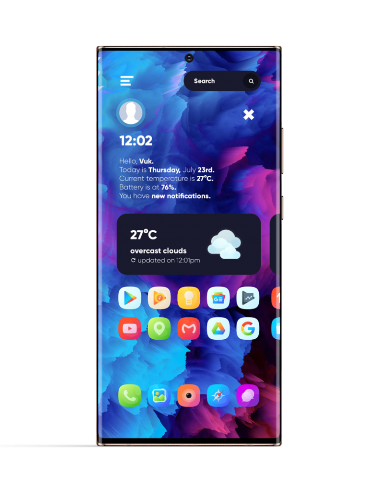 One4KLWP Ultimate